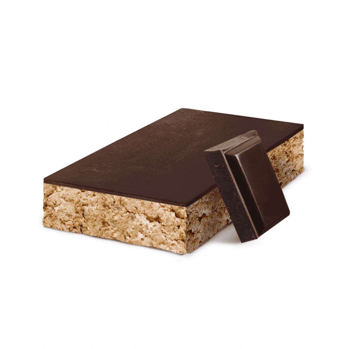 Flapjack chocolate just loading