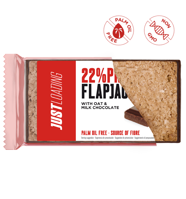 flapjack proteico just loading