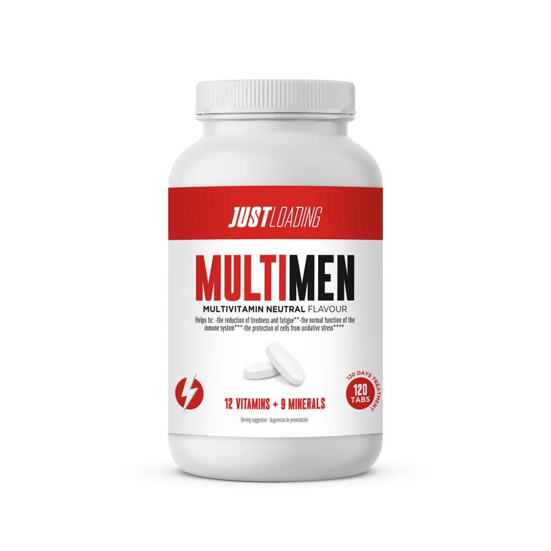 Multimen Just Loading
