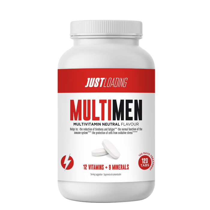 Just Loading Multimen