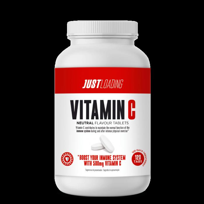 Vitamina C tabletas