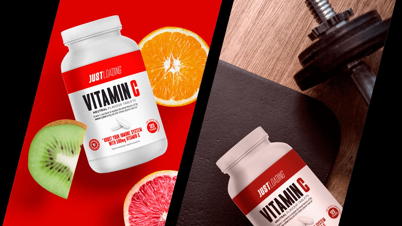 Momento de consumo vitamina C