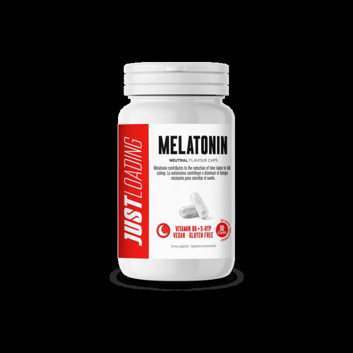 Melatonina Just Loading