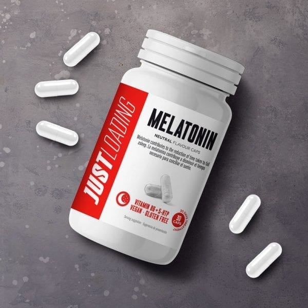 Melatonina con Vitamina B6