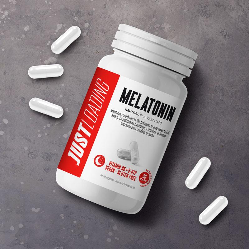 Melatonina con Vitamina B6