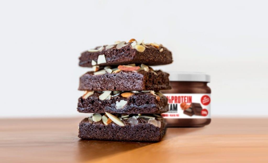 Brownie snacks Just Loading